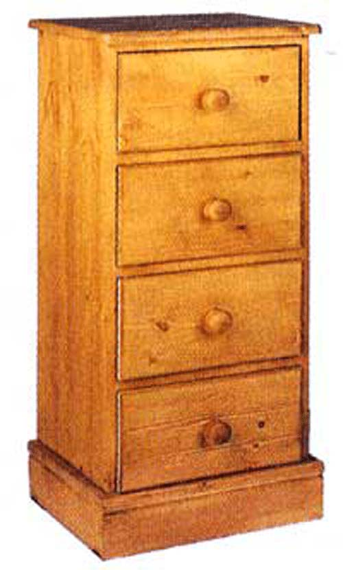 cornish 4 Drawer Wellington