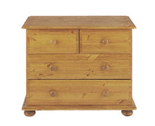 decora 2 + 2 Chest of Drawers