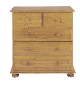 decora 3 + 2 Chest of Drawers