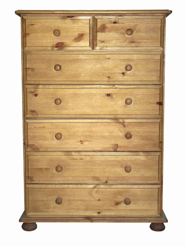 decora 5 + 2 Chest of Drawers