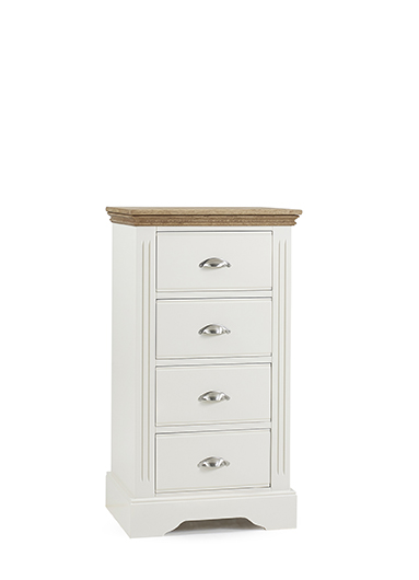 Kensington 4 Drawer Wellington Chest