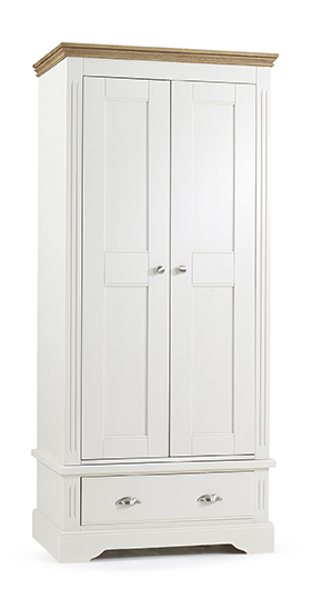 Kensington 2 Door + 1 Drw Robe