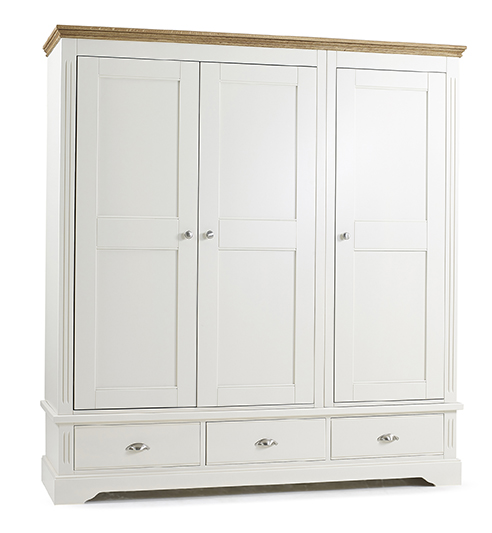 Kensington 3 Door + 3 Drws Triple Robe