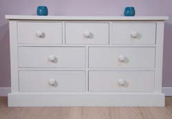 sussex 7 Drawer Multi-Chest