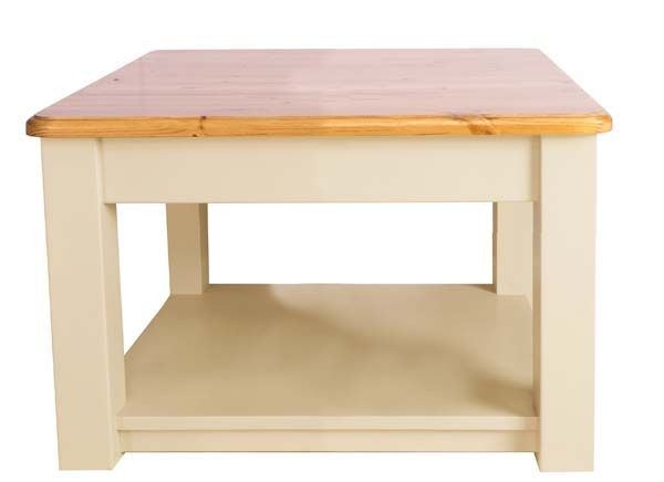 wiltshire living Medium Coffee Table With Shelf